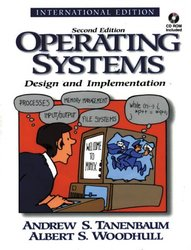 Operating Systems: Design And Implementation, 2/e(IE)(美國版ISBN:0136386776)-cover