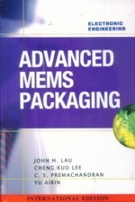 Advanced MEMS Packaging (IE-Hardcover)-cover