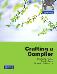 Crafting a Compiler (IE-Paperback)-cover