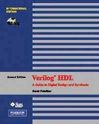 Verilog HDL: A Guide to Digital Design and Synthesis, 2/e (Paperback)-cover