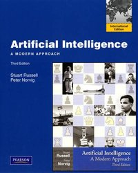 Artificial Intelligence: A Modern Approach, 3/e (IE-Paperback)-cover