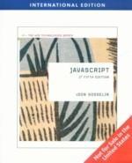 JavaScript, 5/e (IE-Paperback)