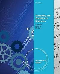 Probability & Statistics for Engineers, 5/e (Paperback)