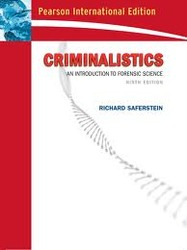 Criminalistics: An Introduction to Forensic Science, 9/e (paperback)-cover