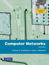 Computer Networks, 5/e (IE-Paperback)-cover
