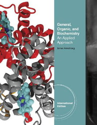General, Organic, and Biochemistry: An Applied Approach (IE)-cover