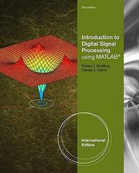 Introduction to Digital Signal Processing Using MATLAB, 2/e (Paperback)-cover