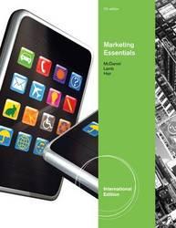 Marketing Essentials, 7/e (IE-Paperback)