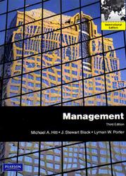 Management, 3/e (IE-Paperback)
