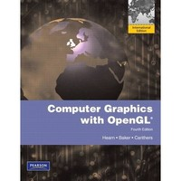 Computer Graphics with OpenGL, 4/e (IE-Paperback)-cover