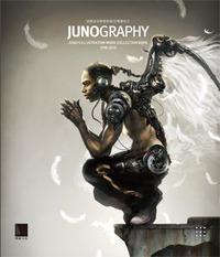 JUNOGRAPHY-跟鄭俊浩學國際級 CG 電繪技法-cover