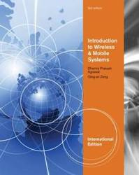 Introduction to Wireless and Mobile Systems, 3/e (IE-Paperback)-cover
