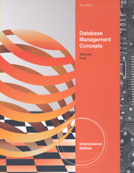 Database Management Concepts , 7/e (IE-Paperback)-cover