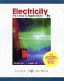 Electricity: Principles and Applications, 8/e (IE-Paperback)-cover
