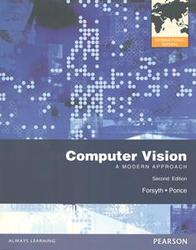 Computer Vision: A Modern Approach, 2/e (IE-Paperback)