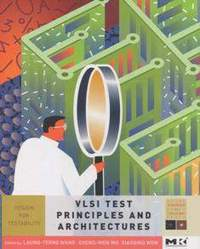 VLSI Test Principles and Architectures: Design for Testability (IE-Paperback)-cover