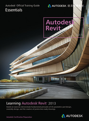 Learning Autodesk Revit 2013 (Autodesk 官方授權教材)-cover