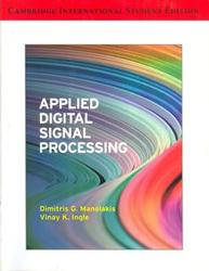 Applied Digital Signal Processing: Theory and Practice (IE-Paperback)-cover