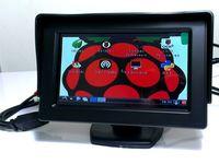 4.3 吋 TFT-LCD 螢幕