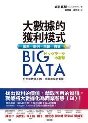Big Data 大數據的獲利模式:圖解.案例.策略.實戰-cover