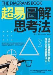 超易圖解思考法:活用 5 種基本圖形,提升你的問題解決力!(The Diagrams Book: 50 Ways to Solve any Problem Visually)