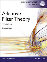 Adaptive Filter Theory, 5/e (IE-Paperback)-cover