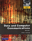 Data and Computer Communications, 9/e (IE-Paperback) 【內含註冊碼,經刮除不受退】-cover