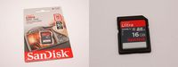 SanDisk Ultra SDHC 16GB class 10 記憶卡-cover