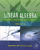 Linear Algebra: Algorithms, Application, and Techniques, 3/e (Paperback)-cover