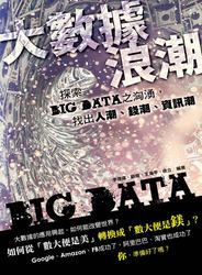 大數據浪潮:探索 BIG DATA 之洶湧,找出人潮、錢潮、資訊潮-cover