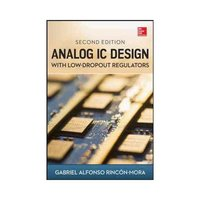 Analog IC Design with Low-Dropout Regulators, 2/e (IE-Paperback)-cover