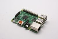 Raspberry Pi Model B+ 512MB (Made in the UK)-cover