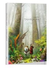 師法國際奇幻插畫大師─TAHRA ART-cover