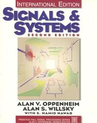 Signals & Systems, 2/e (IE-Paperback)-cover