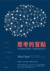 思考的盲點:為何真相就在眼前,我們卻視而不見? (Blind Spot: Why We Fail to See the Solution Right in Front of Us)-cover
