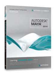 Learning Autodesk Maya 2014(Autodesk官方授權教材)-cover