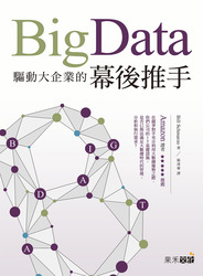 Big Data-驅動大企業的幕後推手 (Big Data: Understanding How Data Powers Big Business)-cover