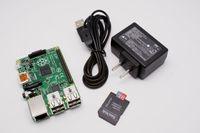 Raspberry Pi 2 Model B 記憶卡電源套組 (Raspberry Pi 2 Model B + 16G microSD卡 + 5V/2.5A電源組)-cover