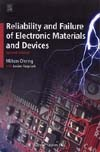 Reliability & Failure of Electronic Materials & Devices, 2/e (Paperback)-cover