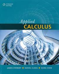 Applied Calculus (Paperback)-cover