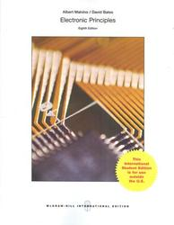 Electronic Principles, 8/e (IE-Paperback)-cover