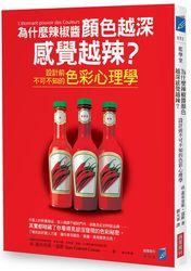 為什麼辣椒醬顏色越深感覺越辣?產品設計前不可不知的色彩心理學-cover