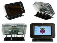 7吋 觸控螢幕外殼與支架-cover