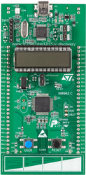 STM32L152C Discovery Cortex-M3 ST-Link V2 節能觸控開發板-cover
