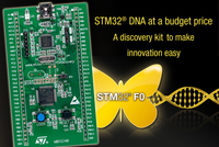 STM32F0-Discovery STM32F051R8T6 開發板-cover