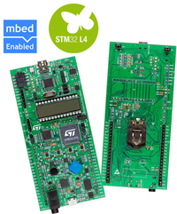 Discovery kit with STM32L476VG-cover
