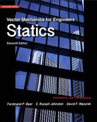 Vector Mechanics for Engineers: Statics, 11/e (Annotated Edition) 導讀本-cover