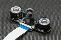 Raspberry Pi 可調焦距 NoIR 相機(附紅外線燈)-cover